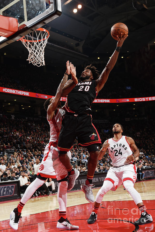 Justise Winslow Photograph by Ron Turenne