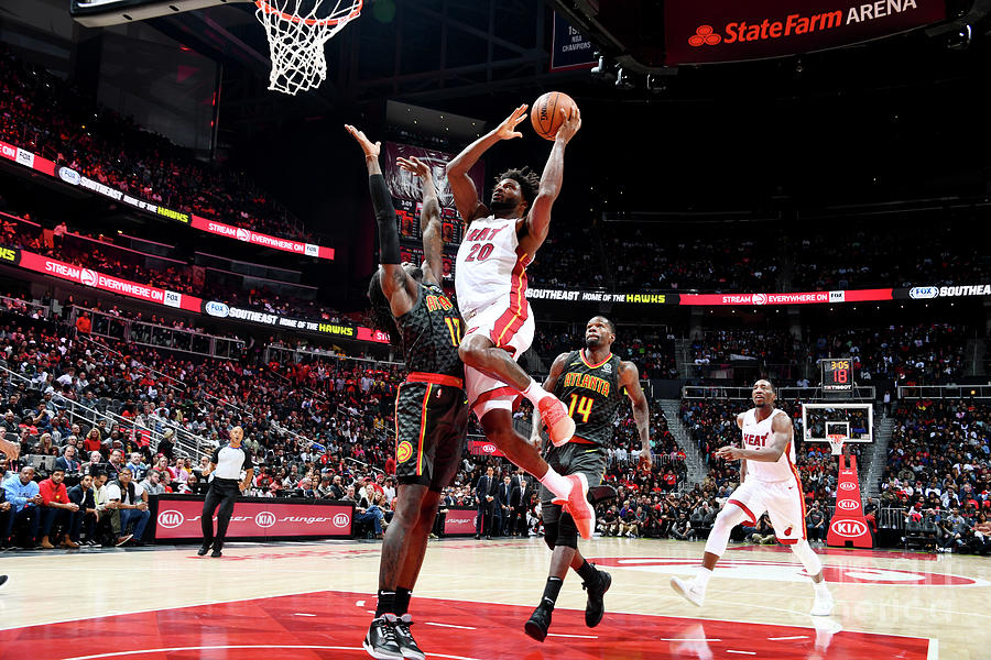 Justise Winslow Photograph by Scott Cunningham