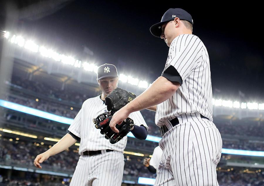 Kansas City Royals v New York Yankees Photograph by Elsa