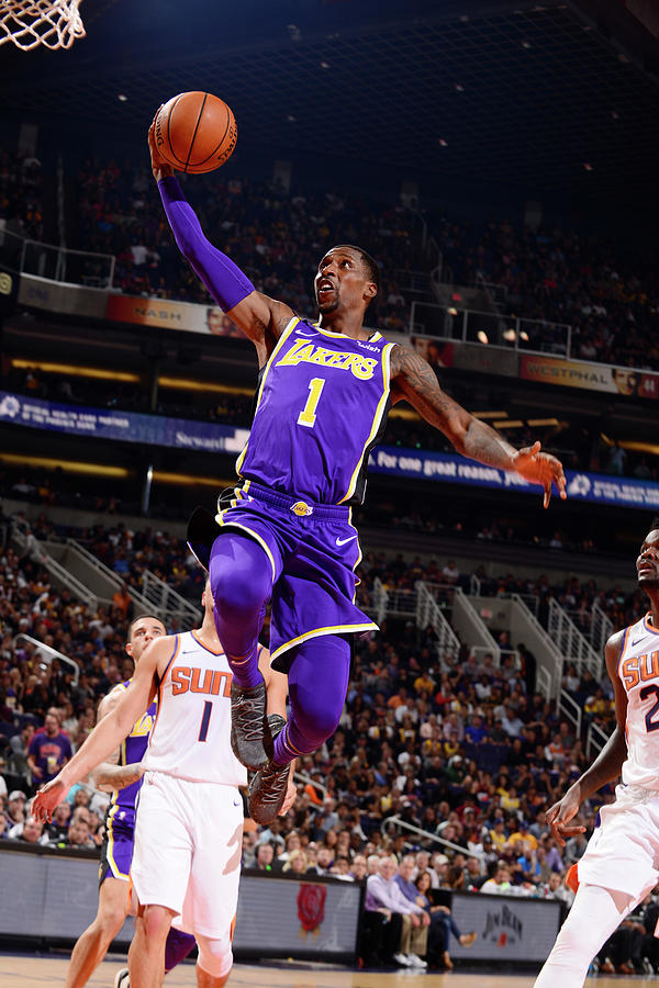 Kentavious Caldwell-pope Photograph by Barry Gossage
