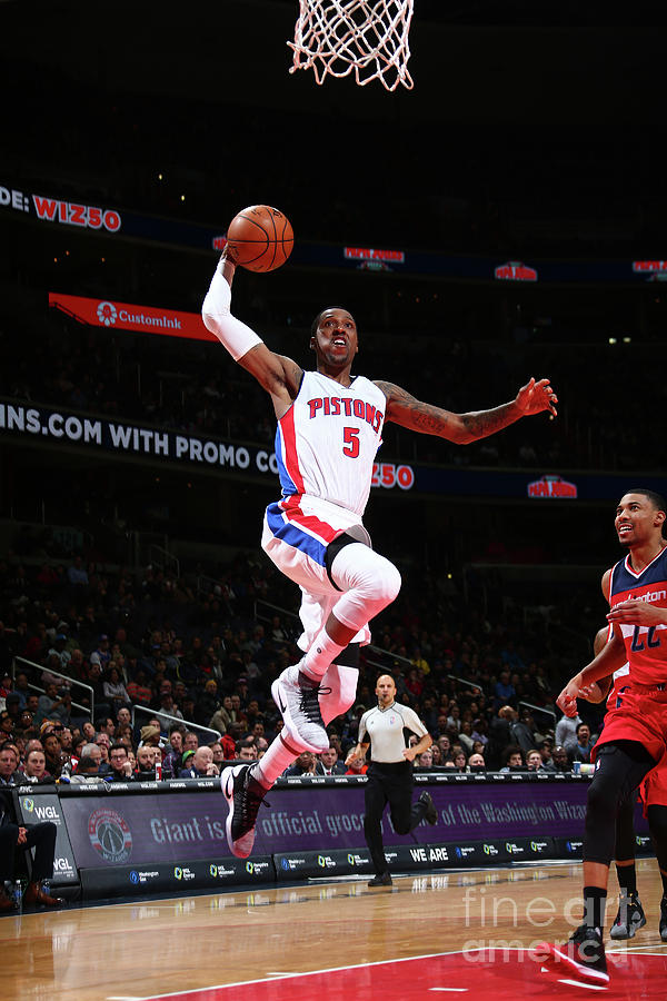 Kentavious Caldwell-pope Photograph by Ned Dishman