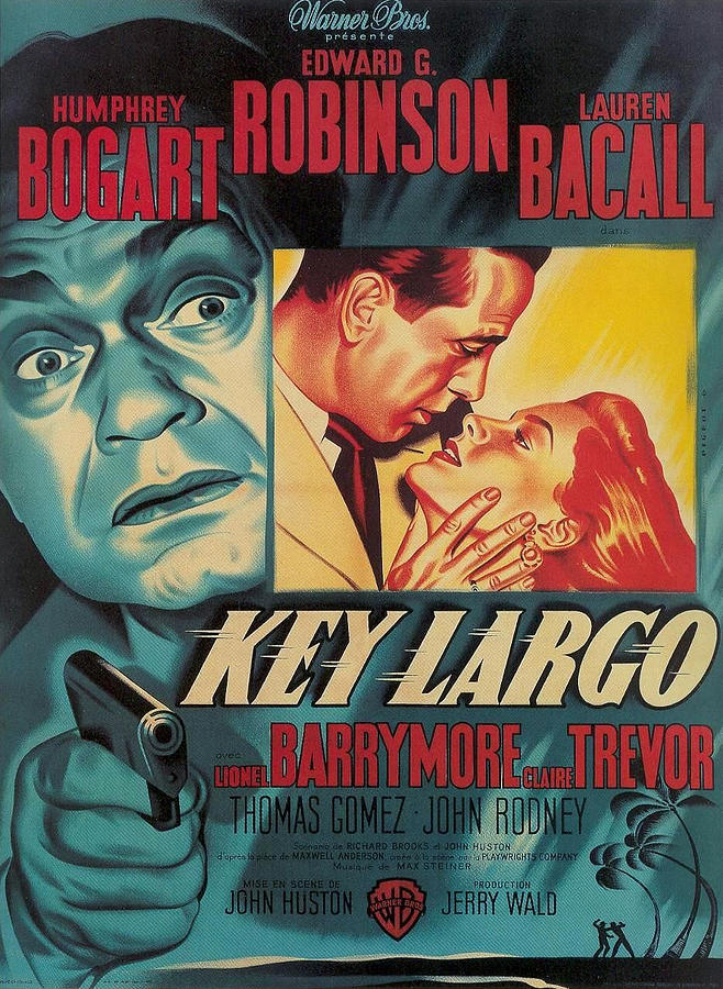 key Largo - 1948 Mixed Media