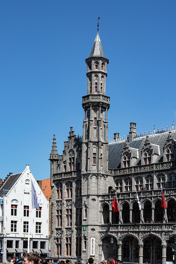 Kings House Brussels Belgium Photograph