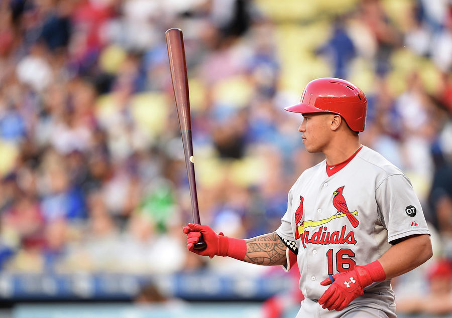 Kolten Wong Photograph by Harry How