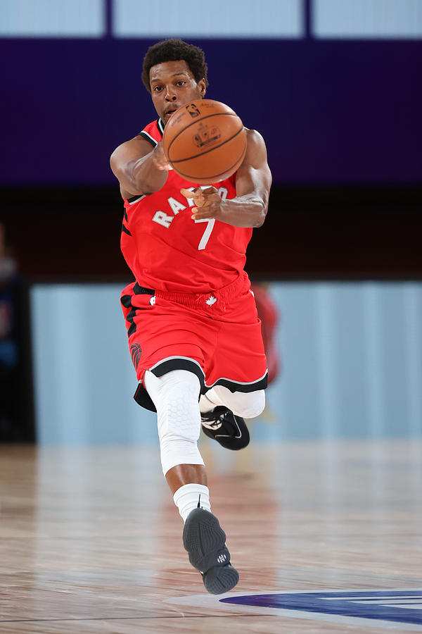Kyle Lowry Photograph by David Sherman