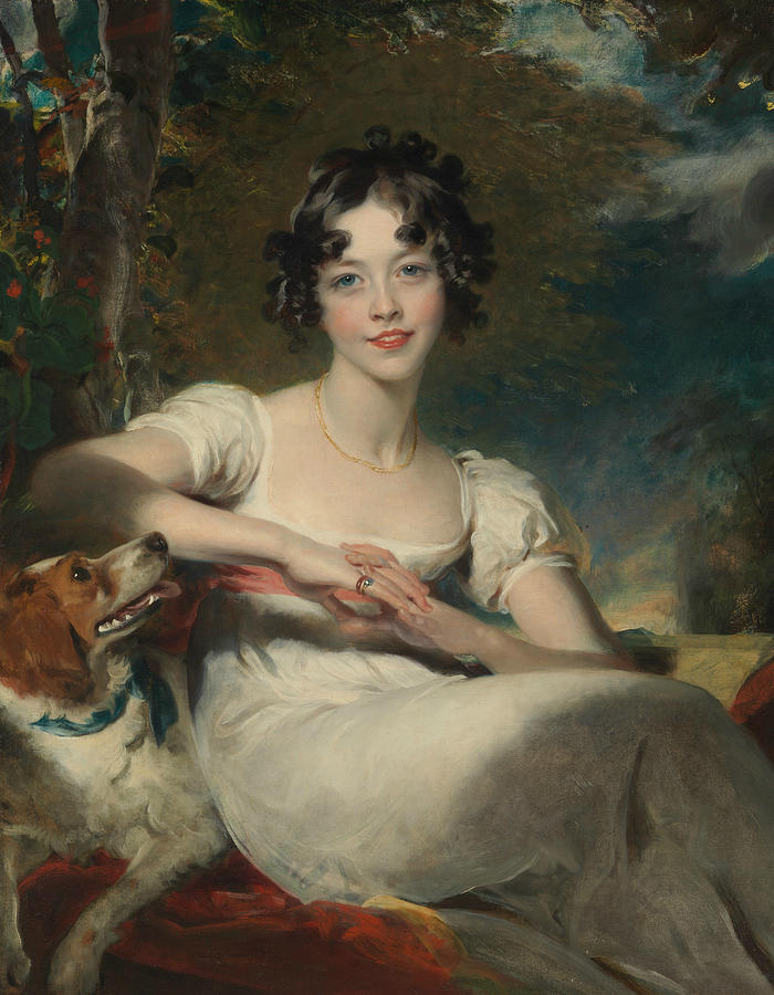 Lady Maria Conyngham by Thomas Lawrence