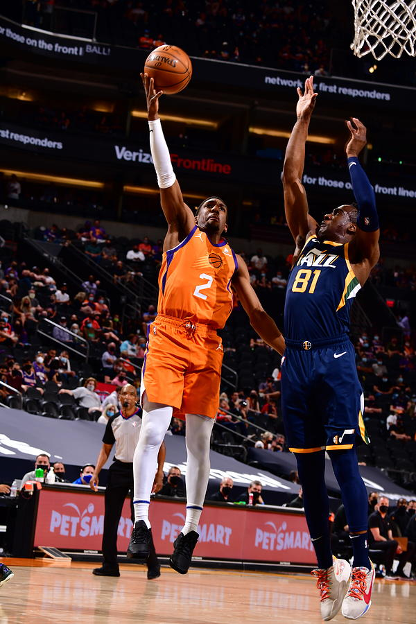 Langston Galloway Photograph by Barry Gossage