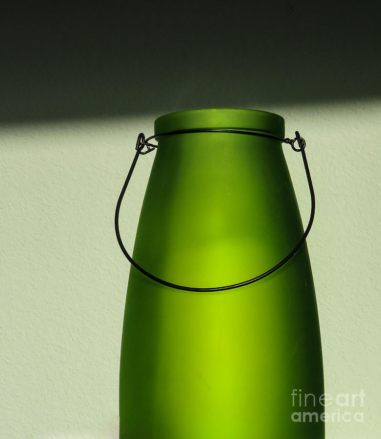 Vase Photograph - Lantern Vase by Eddy Mann