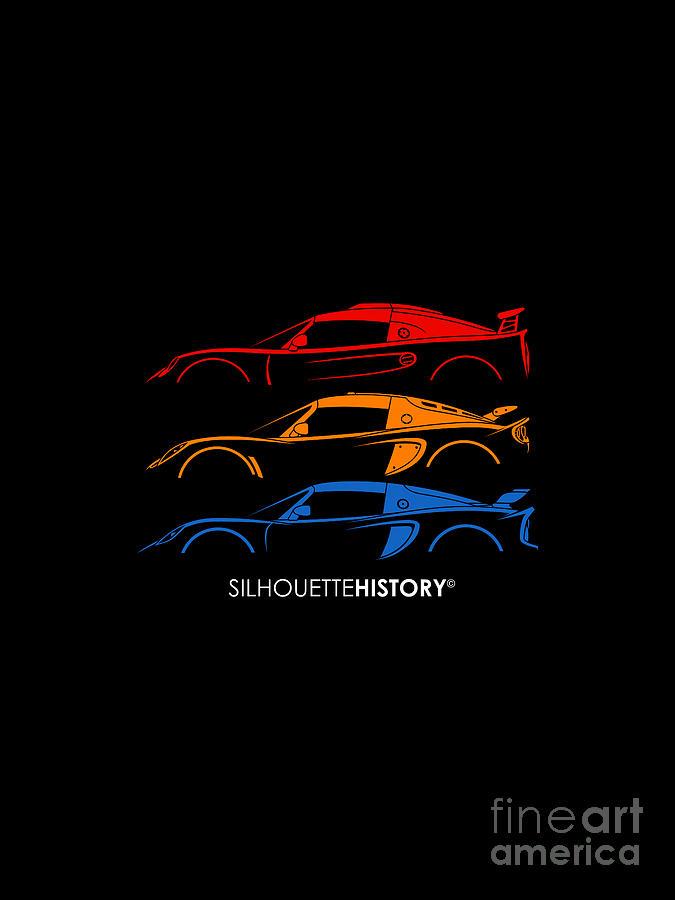 Lightweight XiG SilhouetteHistory by Gabor Vida