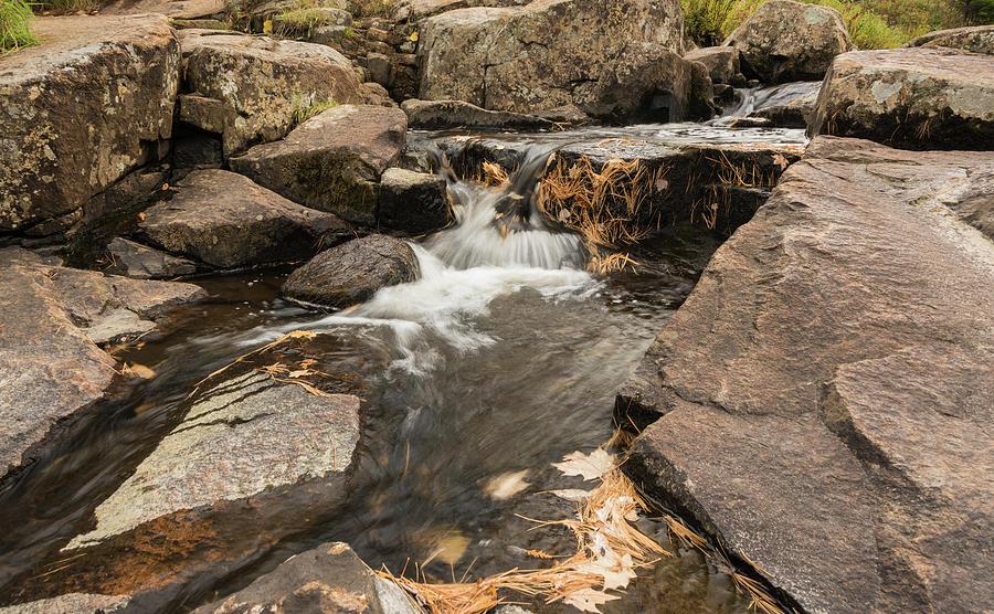Little Falls Photograph by Kristopher Schoenleber