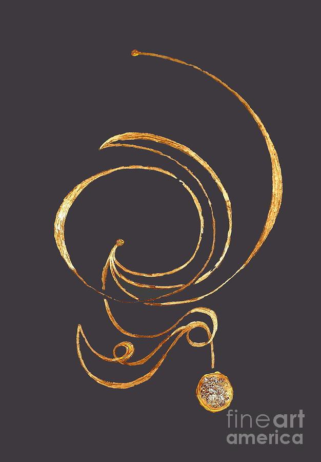 living symbol Liberation Drawing