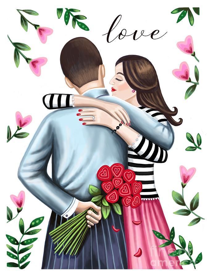 Love by Elizabeth Robinette Tyndall