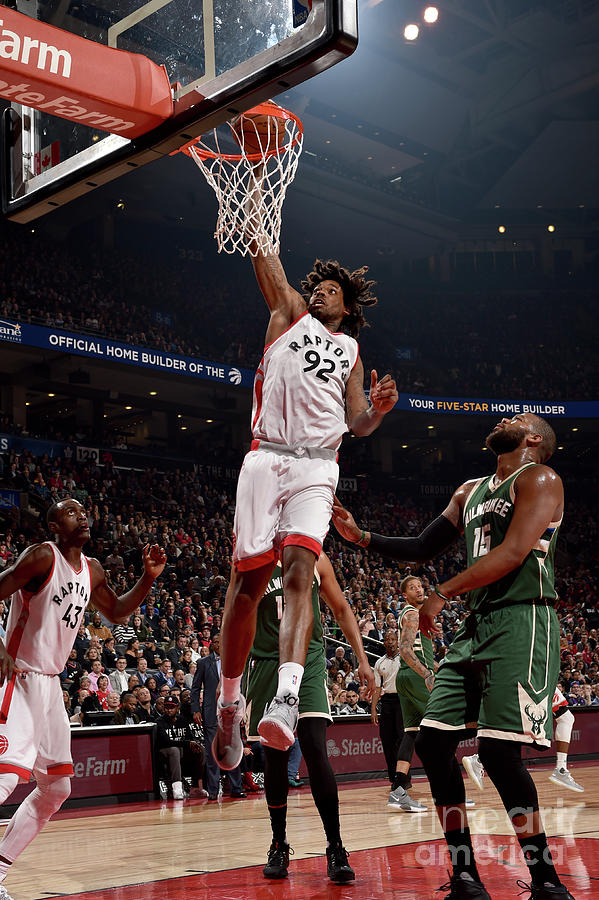Lucas Nogueira Photograph by Ron Turenne