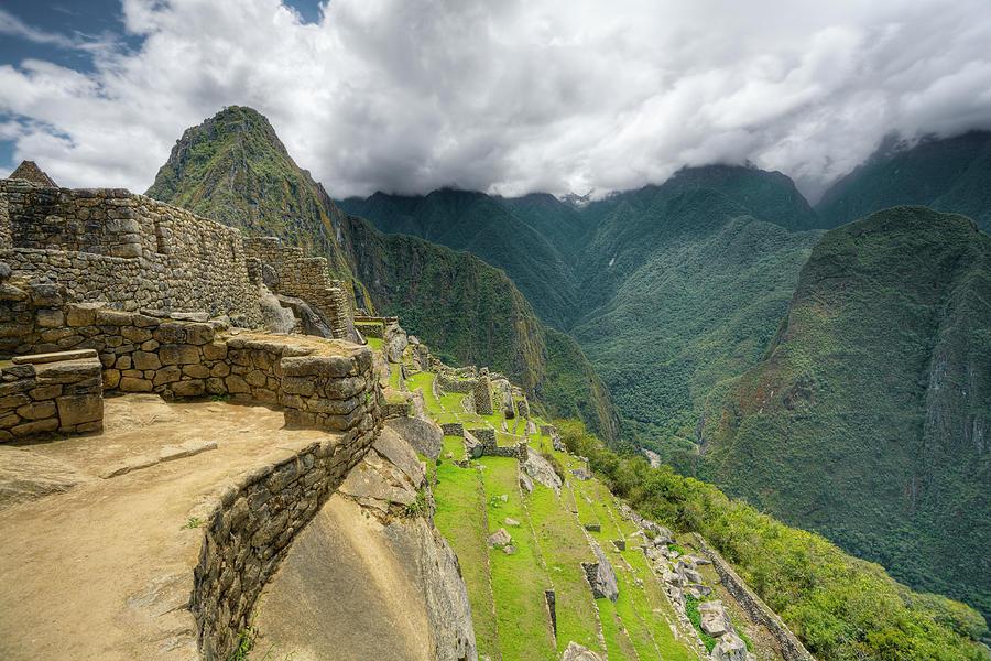Machu Picchu by Alexey Stiop