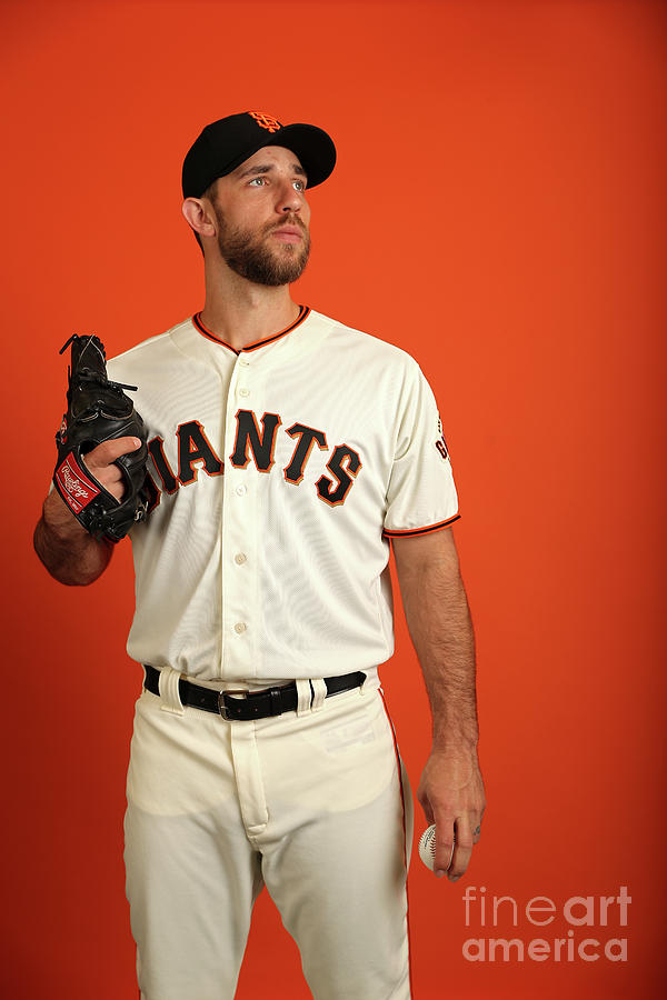 Madison Bumgarner Photograph by Patrick Smith