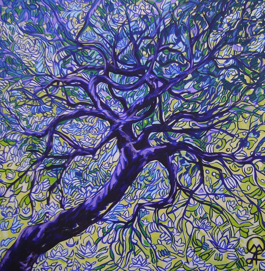 Awaken Painting - Awaken by Therese Legere