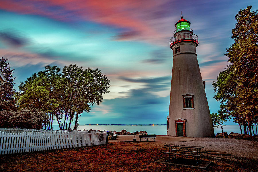 Marblehead Lighthouse State Park by Dave Morgan