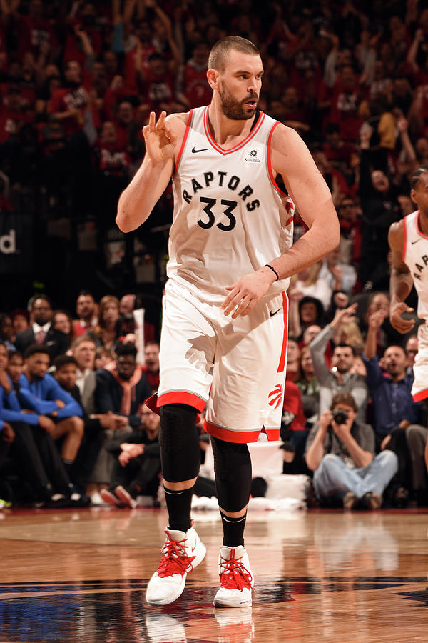Marc Gasol Photograph by Ron Turenne