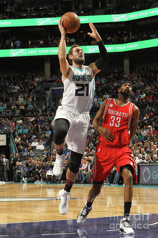 Marco Belinelli Photograph by Brock Williams-smith