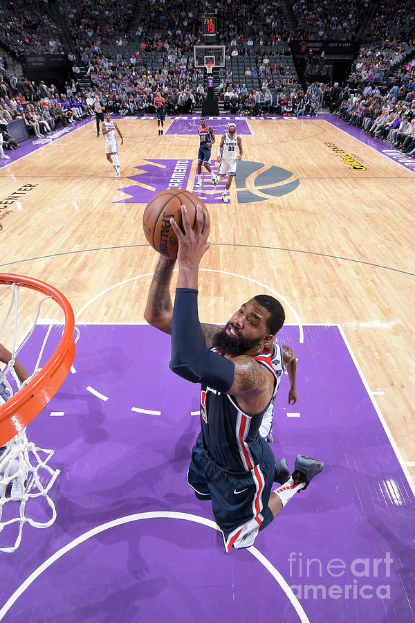 Markieff Morris Photograph by Rocky Widner