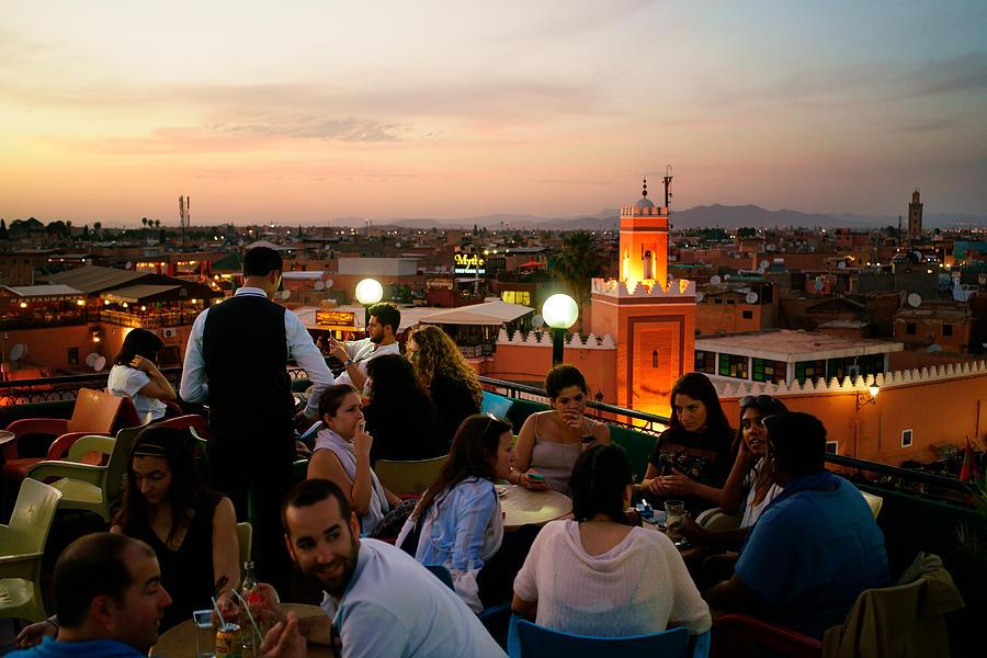 Marrakesh Photograph by Redtea