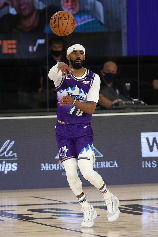 Memphis Grizzlies v Utah Jazz Photograph by Joe Murphy