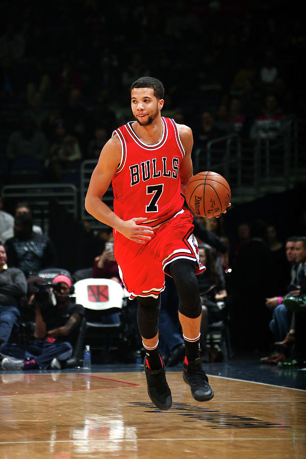 Michael Carter-williams Photograph by Ned Dishman