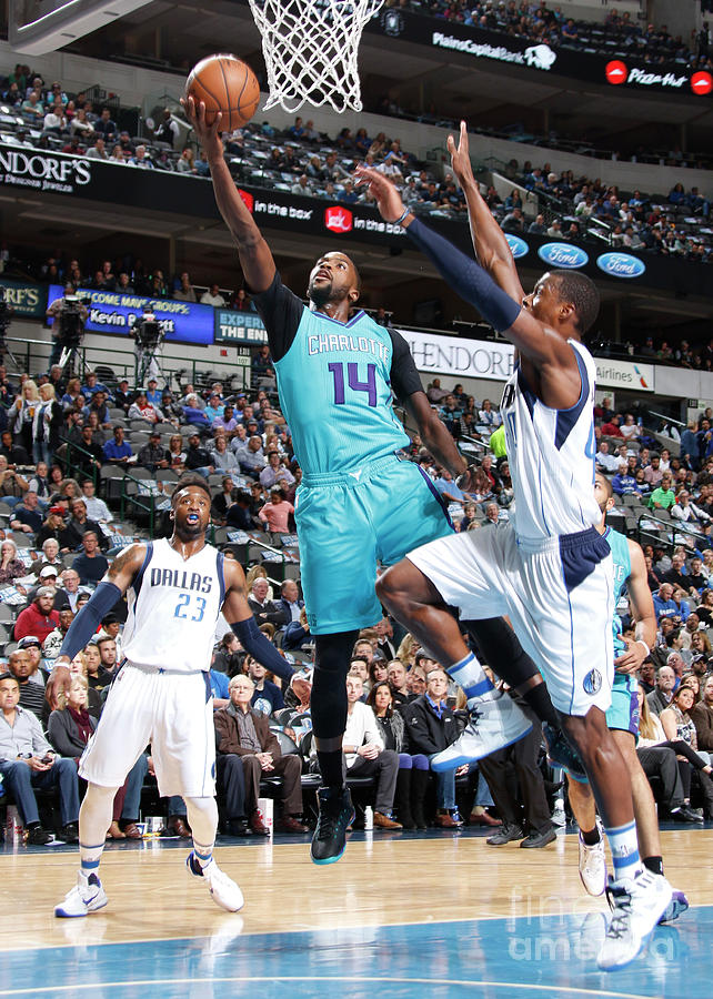 Michael Kidd-gilchrist Photograph by Danny Bollinger