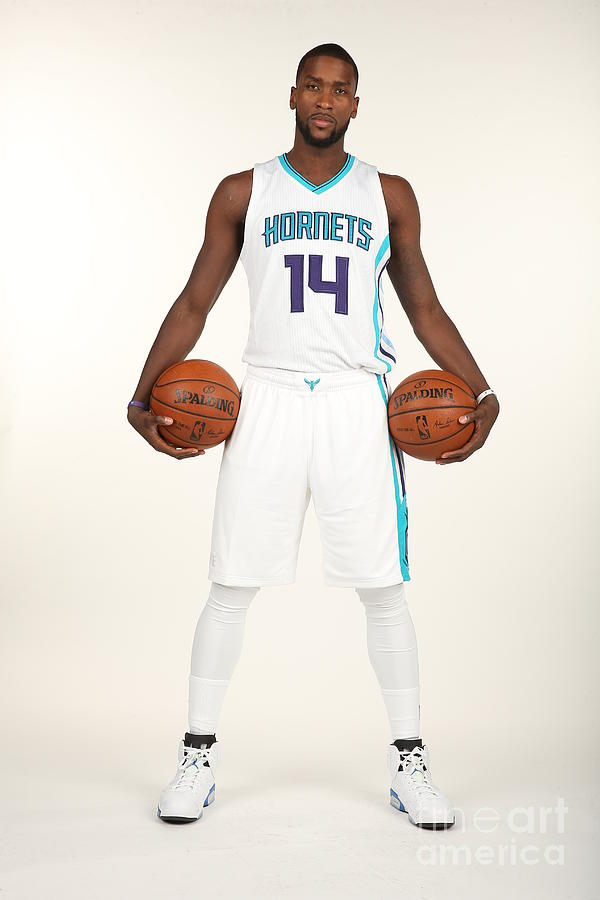 Michael Kidd-gilchrist Photograph by Kent Smith