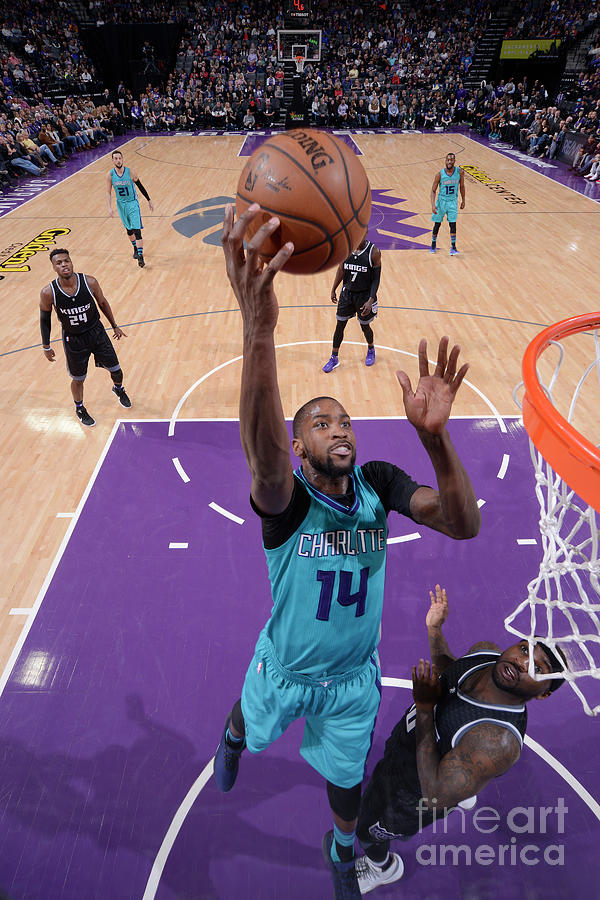 Michael Kidd-gilchrist Photograph by Rocky Widner