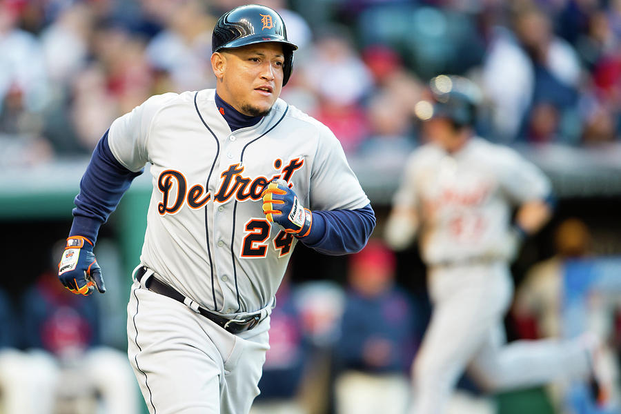 Miguel Cabrera Photograph by Jason Miller