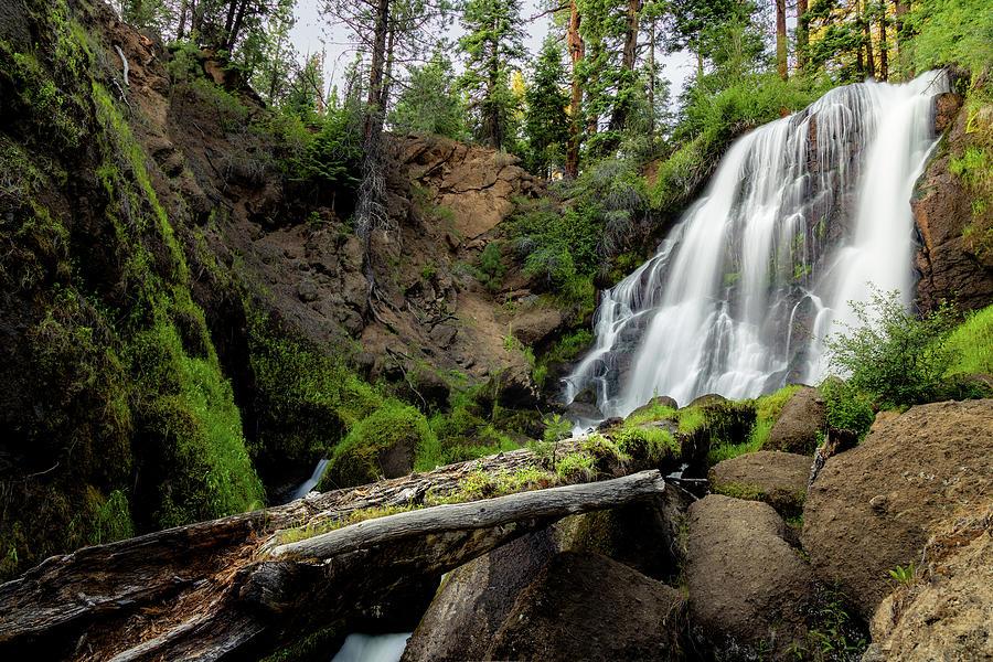 Mill Creek Falls Photograph
