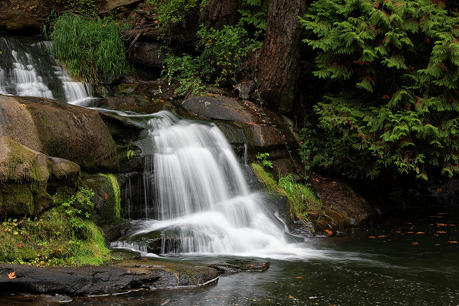 Millstone Falls Photograph