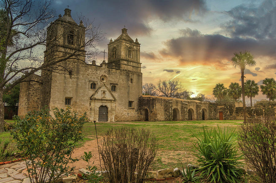 Mission Concepcion by Tim Stanley