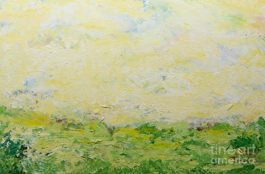 Montauk Summer Steam Painting