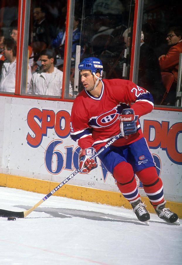 Montreal Canadiens v Philadelphia Flyers Photograph by B Bennett