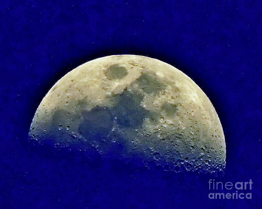 Moon Globe by Mafalda Cento