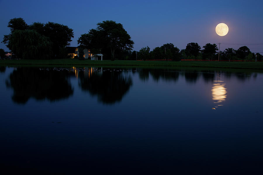 Moonrise by Alexey Stiop