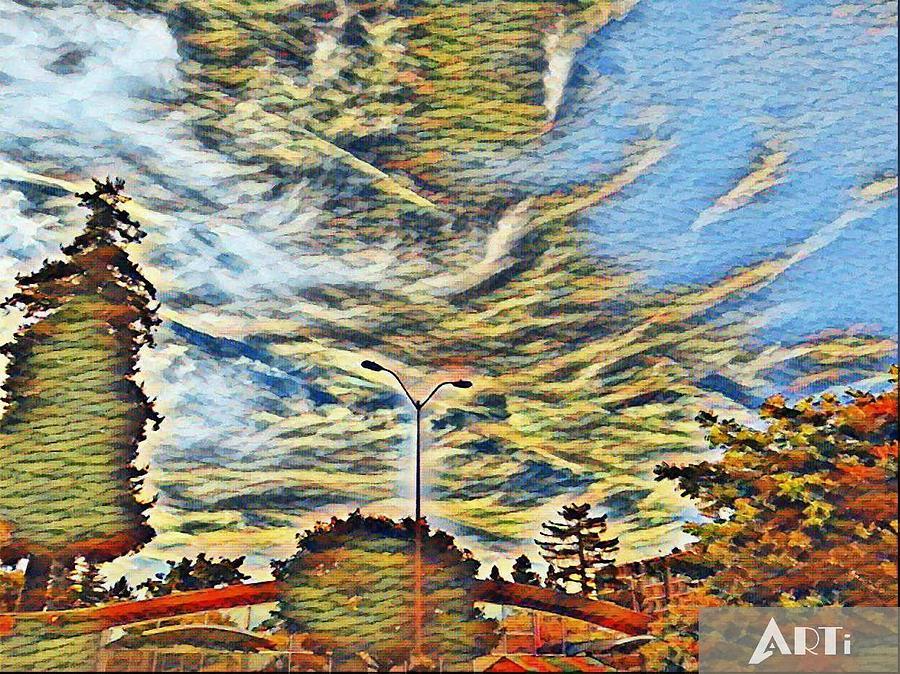 Morning sky by Steven Wills