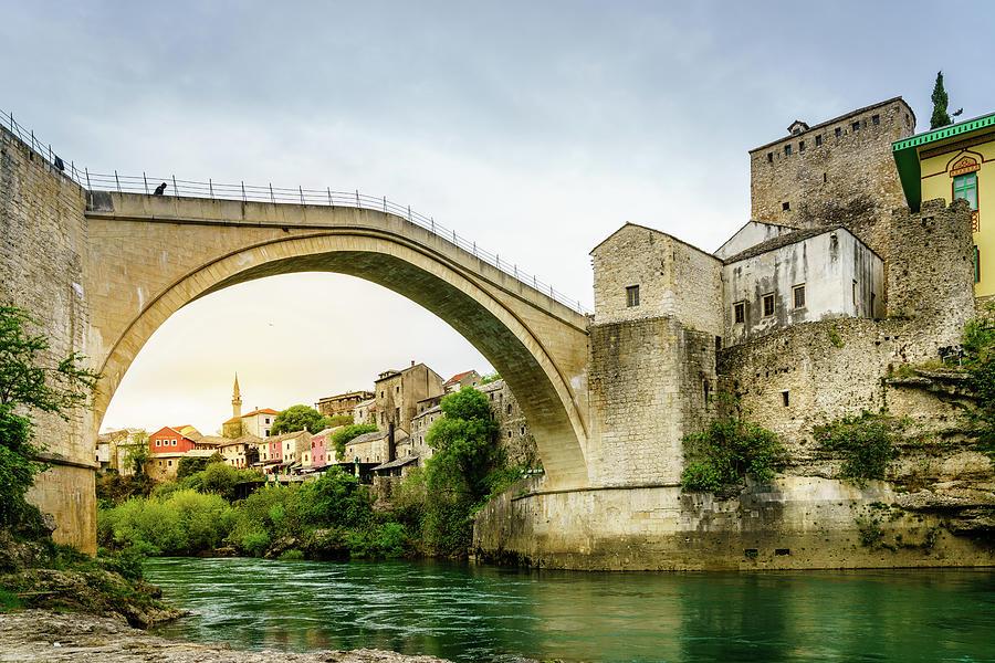 Mostar Bridge Photograph