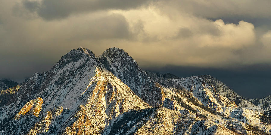 Mount Olympus by Spencer Baugh
