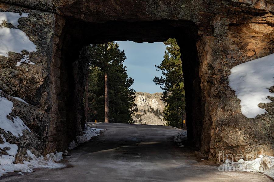 Mt. Rushmore Photograph