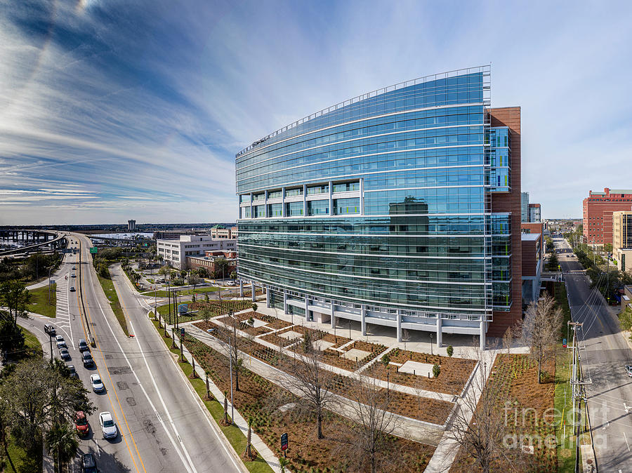 Musc Childrens Hospital Charleston South Carolina Photograph