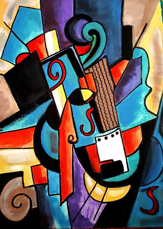 Musical Cadences by Nikki Dalton