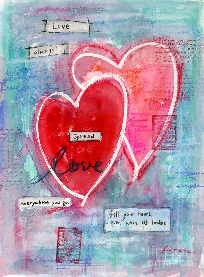 My Valentine 2 Painting