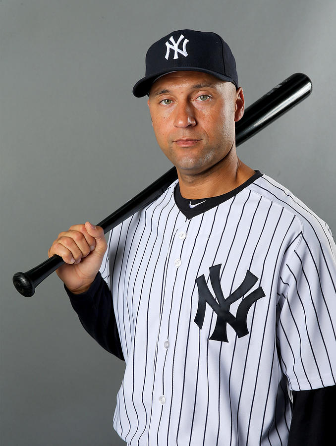 New York Yankees Photo Day Photograph by Elsa