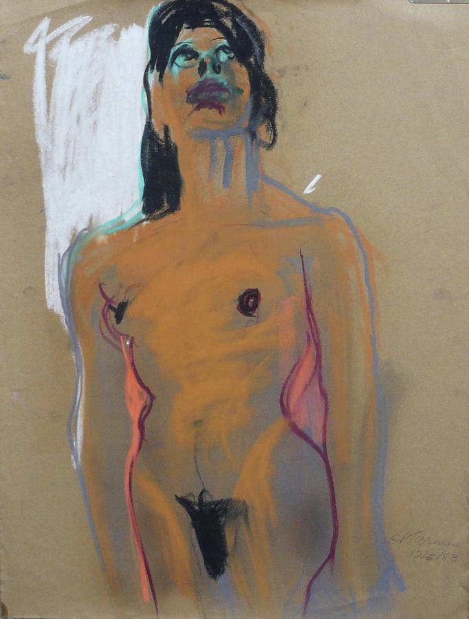 Nude Woman Photograph - Nude Woman VIII by Galya Tarmu