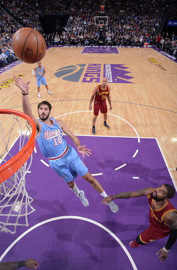 Omri Casspi Photograph by Rocky Widner