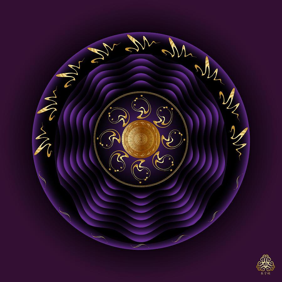Ornativo Vero Circulus No 4164 Digital Art