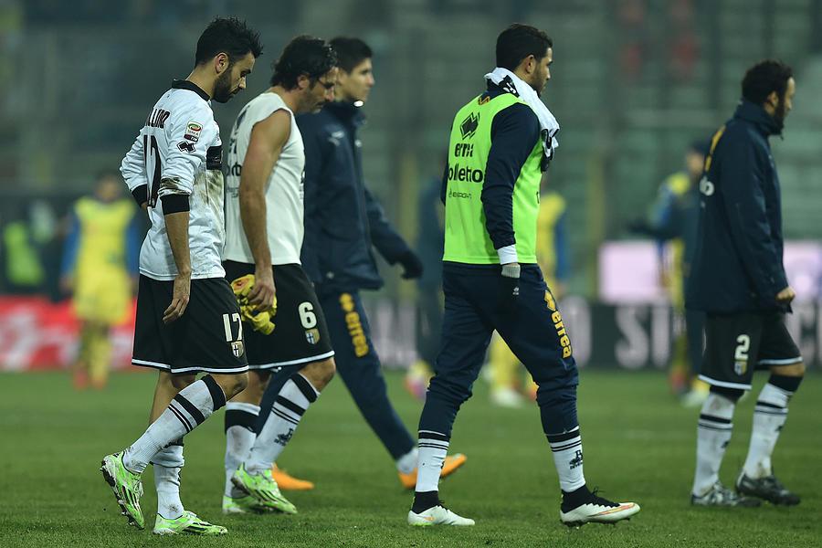Parma FC v AC Chievo Verona - Serie A Photograph by Valerio Pennicino